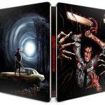 The Evil Dead I & II releasing to 4k SteelBook Collection