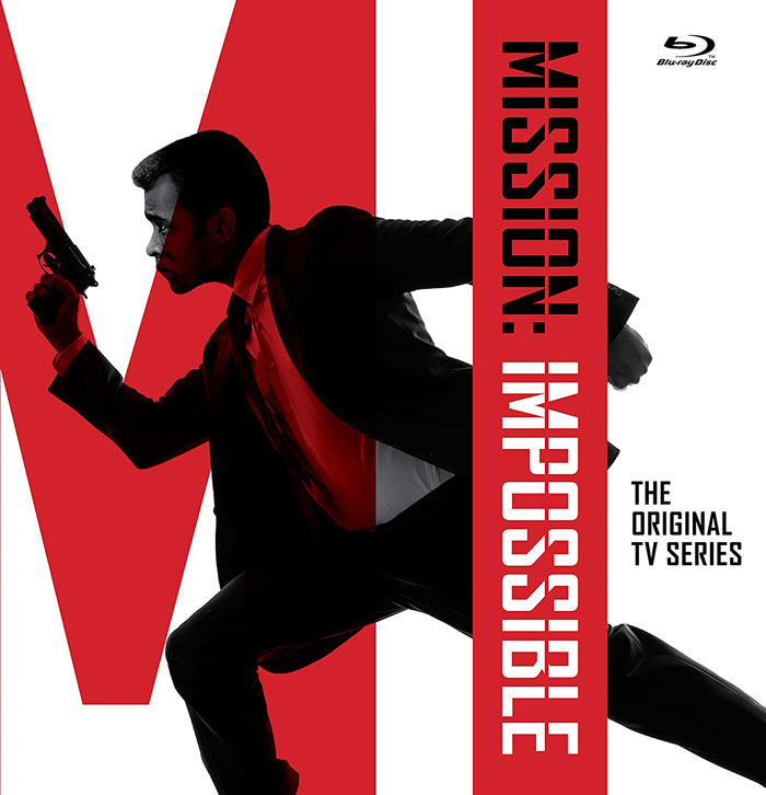 Mission Impossible The Original TV Series Blu-ray