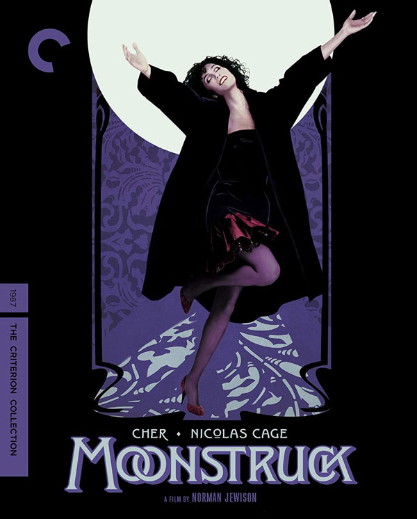 Moonstruck Blu-ray Criterion Collection