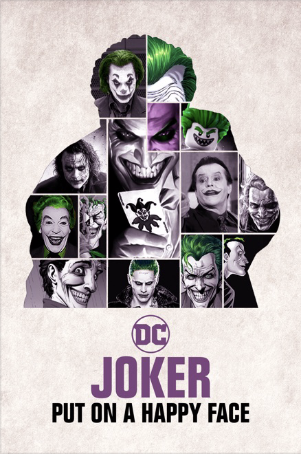 Joker Put on a Happy Face doc