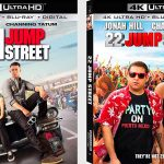 21 Jump Street and 22 Jump Street releasing to 4k Blu-ray