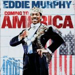 Coming to America (1988) 4k Blu-ray