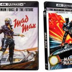 Mad Max (1979) 4k Ultra HD Blu-ray