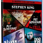 Stephen King Films Collected in New 5-Disc Blu-ray Collection