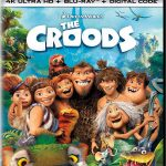 The Croods (2013) gets upgraded to 4k Ultra HD Blu-ray