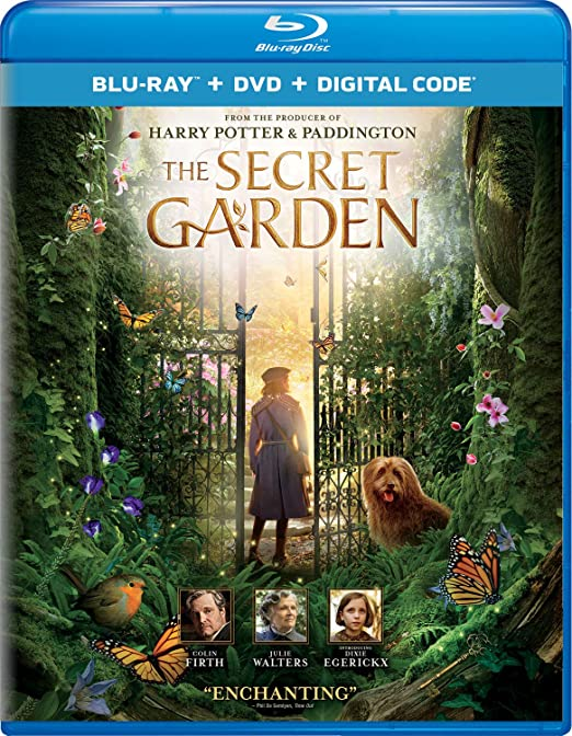 The Secret Garden Blu-ray