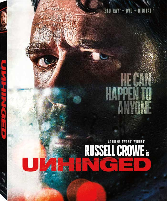 Unhinged Blu-ray