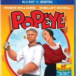 Popeye (1980) starring Robin Williams dated for Blu-ray & Digital edition