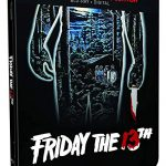 Giveaway: Friday the 13th Limited Edition Blu-ray SteelBook