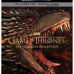 Price Drop: Game of Thrones: The Complete Collection 4k Blu-ray Edition