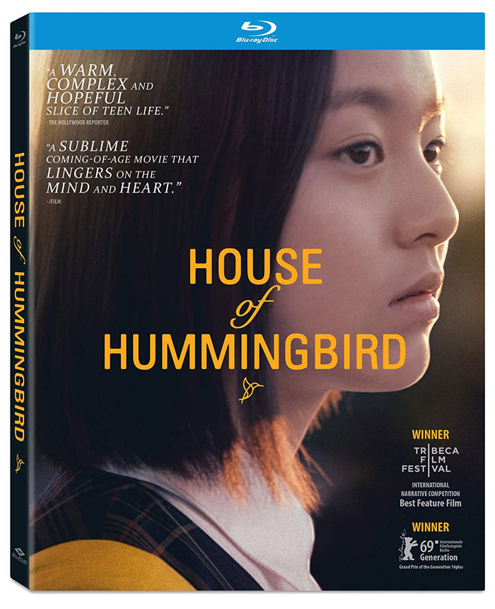 House of Hummingbird Blu-ray front