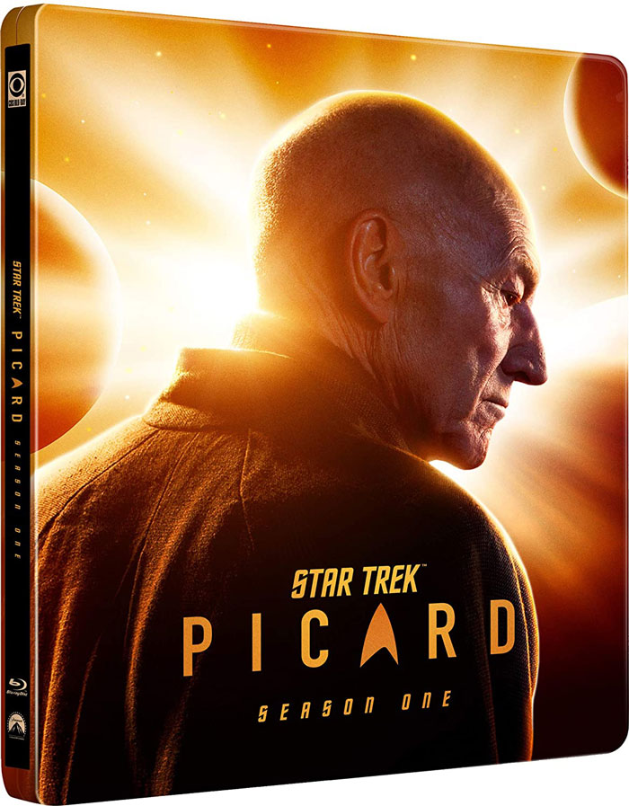 Star Trek: Picard - Season One Blu-ray SteelBook