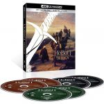 The Hobbit: Motion Picture Trilogy 4K Ultra HD Blu-ray