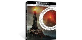 The Lord of the Rings: Motion Picture Trilogy 4k Blu-ray