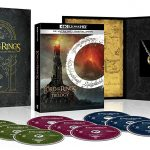 The Lord of the Rings: The Motion Picture Trilogy 4k Ultra HD Blu-ray
