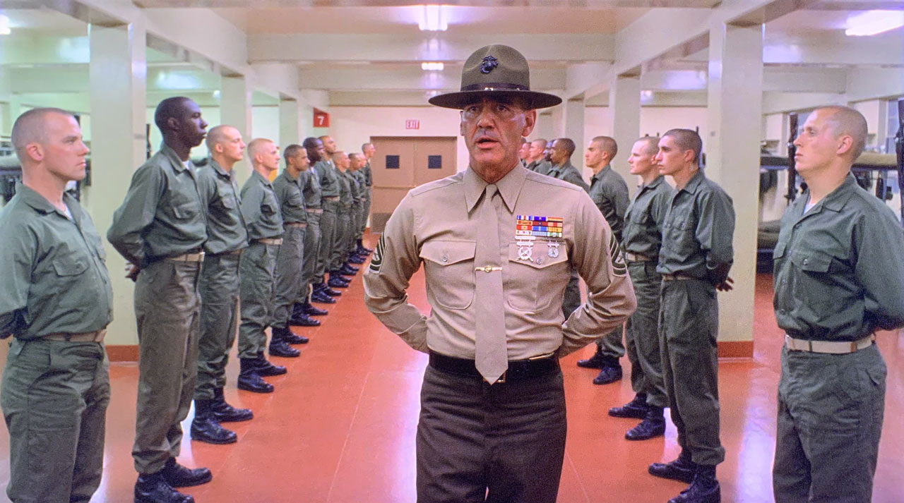 Full Metal Jacket (1987) 4k Blu-ray movie still