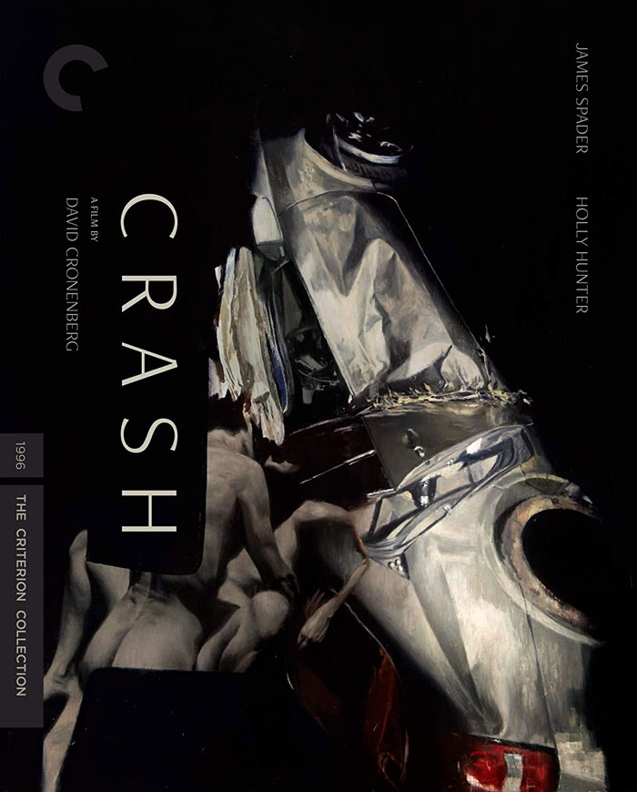Crash (1996) Blu-ray Criterion Collection