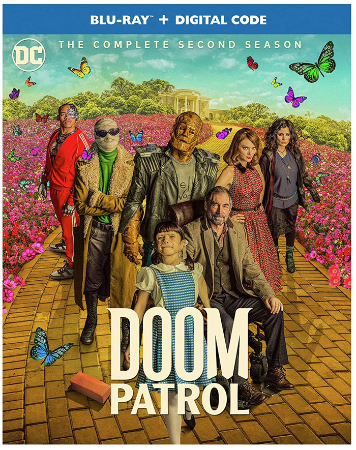 Doom Patrol The Complete Second Season Blu-ray