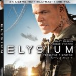 Elysium upgraded to 4k Blu-ray w/HDR & Dolby Atmos