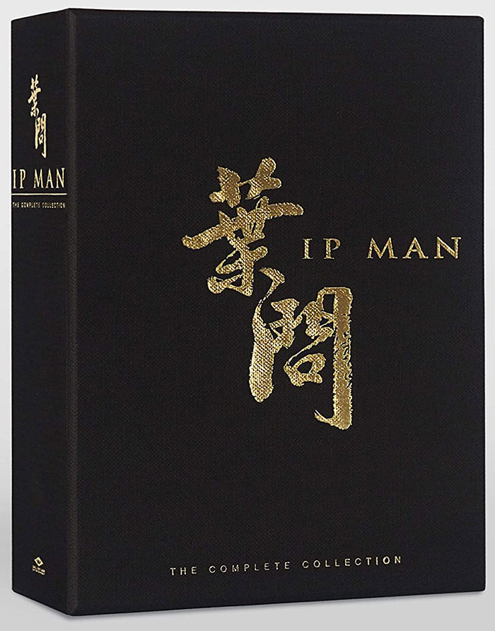 Ip Man: The Complete Collection 4k Blu-ray