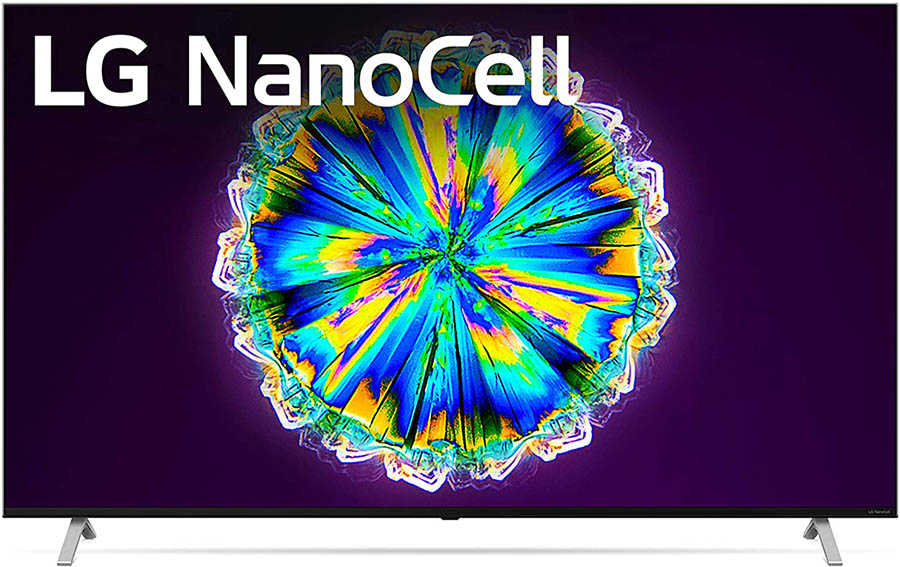 LG 75NANO85UNA Alexa Built-In NanoCell 85 Series 75-inch