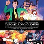 Lupin the 3rd: The Castle of Cagliostro upgraded to 4k Blu-ray