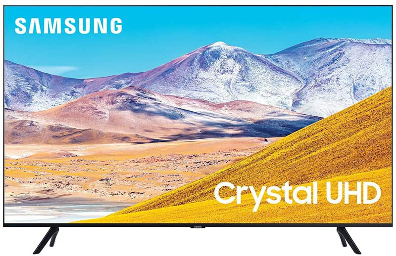 Samsung 75-inch 4k TV TU 8000 Series