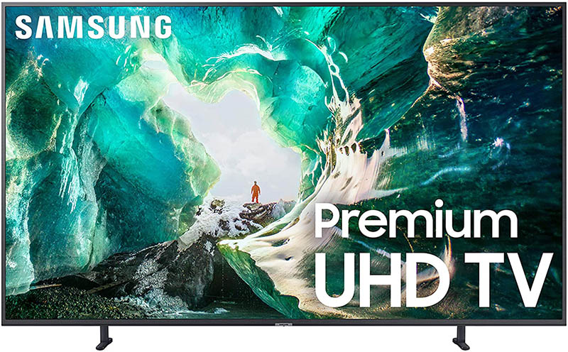 Samsung Flat 82-Inch 4K 8 Series UHD Smart TV