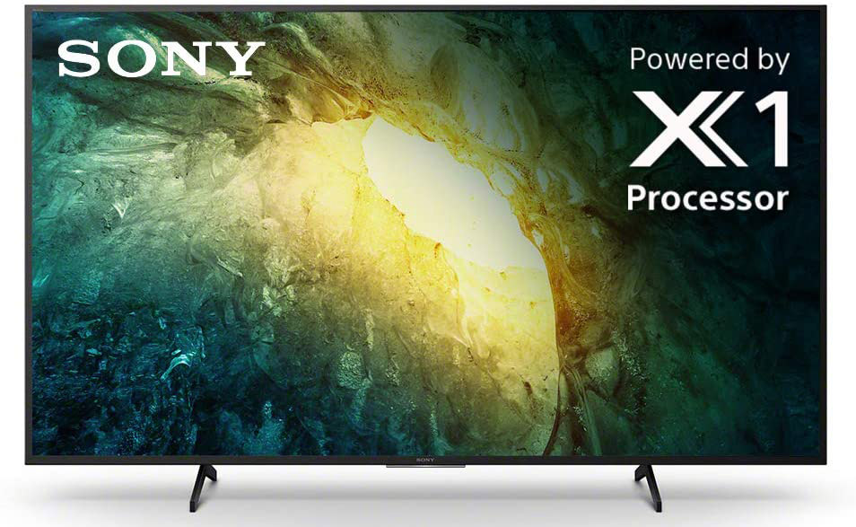 Sony X750H 75-inch 4K Ultra HD LED TV -2020 Model