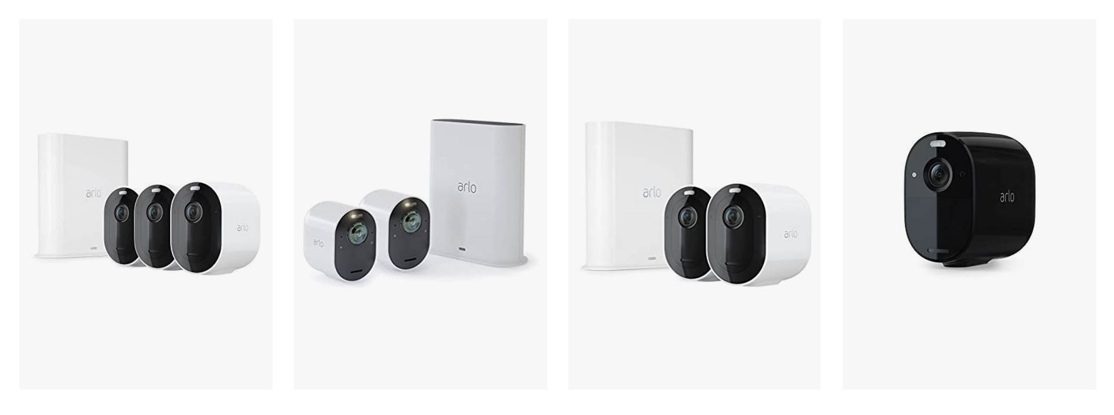 arlo security cameras 4