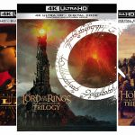 New 4k Blu-ray: Blade, The Lord of the Rings Trilogy, The Hobbit Trilogy & more!
