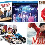 Tuesday's New Releases: Mulan (2020), The Office Complete Series, Bill & Ted Face the Music, & more