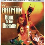 Batman: Soul of the Dragon releasing to Blu-ray, 4k Blu-ray & Digital