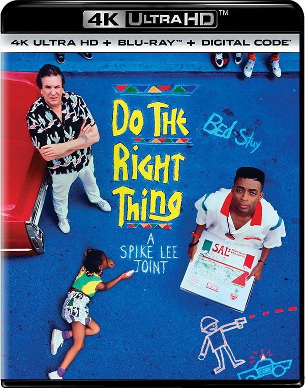 Do the Right Thing 4k Blu-ray