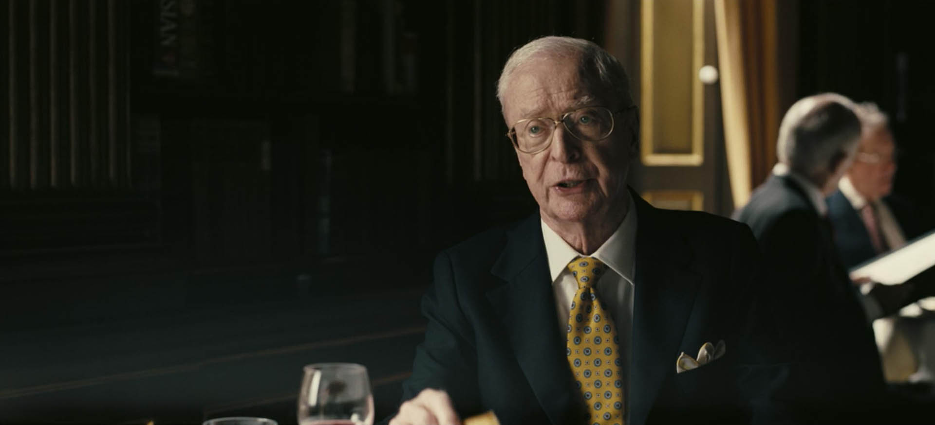 Michael Caine stars in Tenet