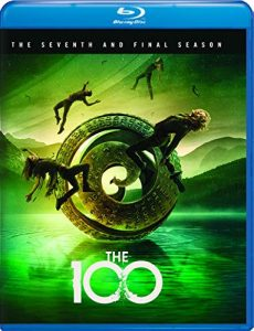 The 100 Final Season Blu-ray