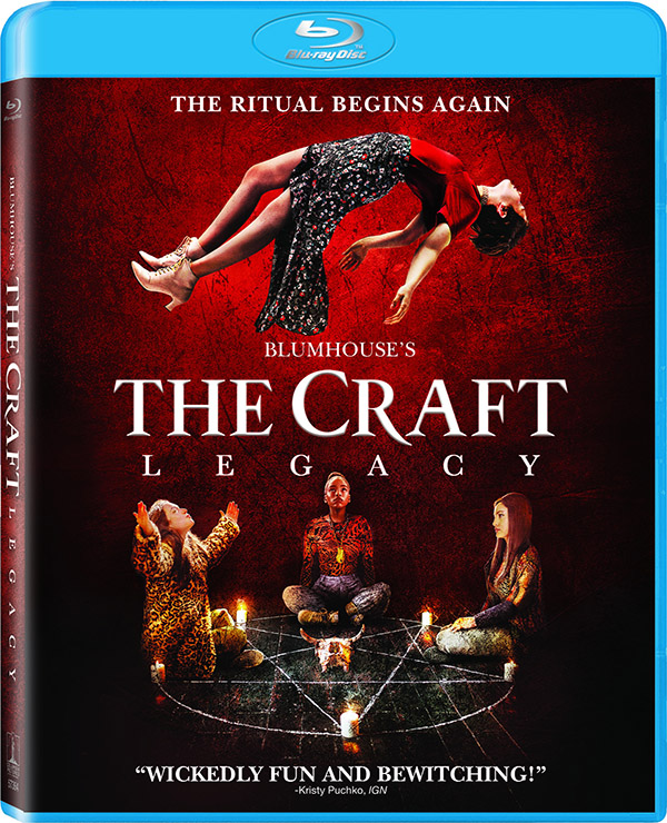 The Craft Legacy Blu-ray