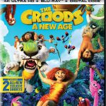The Croods: A New Age up for pre-order on Blu-ray, 3D & 4k Blu-ray