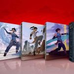 The Legend of Korra: The Complete Series packaged in Limited Edition Blu-ray Steelbook Collection