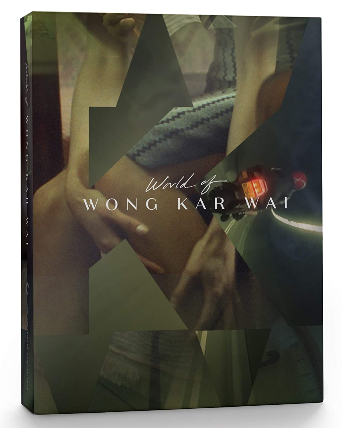 World of Wong Kar Wai Blu-ray front