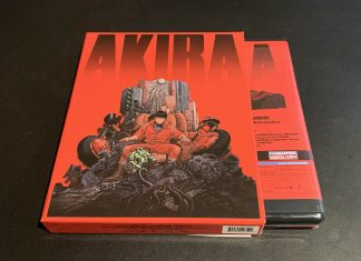 akira 4k blu-ray packaging