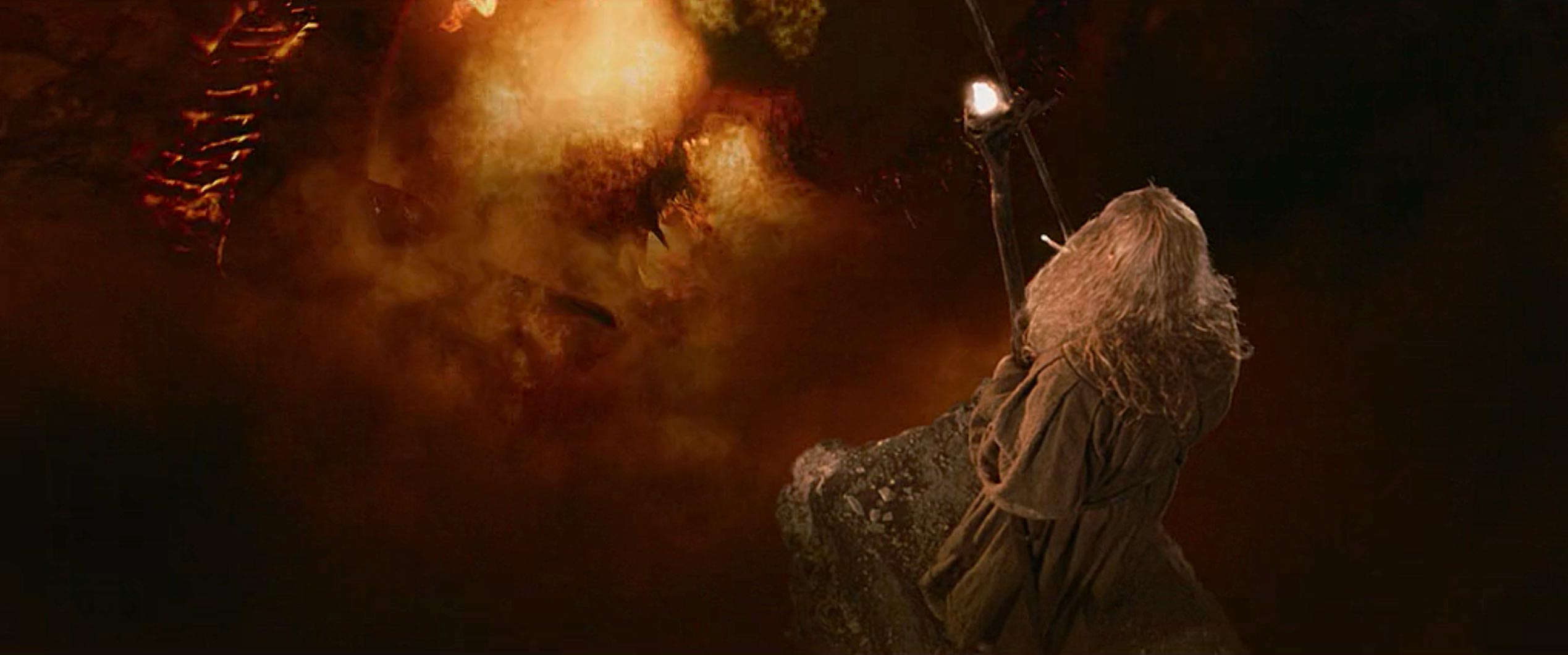 The Lord of the Rings: The Motion Picture Trilogy on 4k Blu-ray