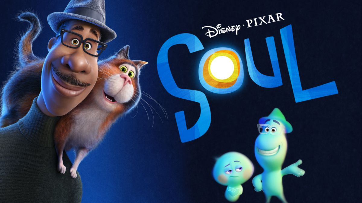 soul disney pixar digital poster