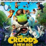 The Croods: A New Age up for pre-order on Blu-ray & 4k Blu-ray