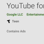 YouTube app for Android TV adds 'Limited' 4k support