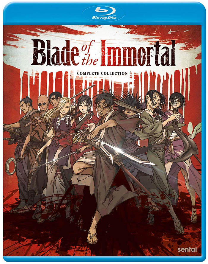 Blade Of The Immortal Complete Collection Blu-ray