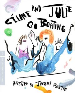 Céline and Julie Go Boating Blu-ray Criterion
