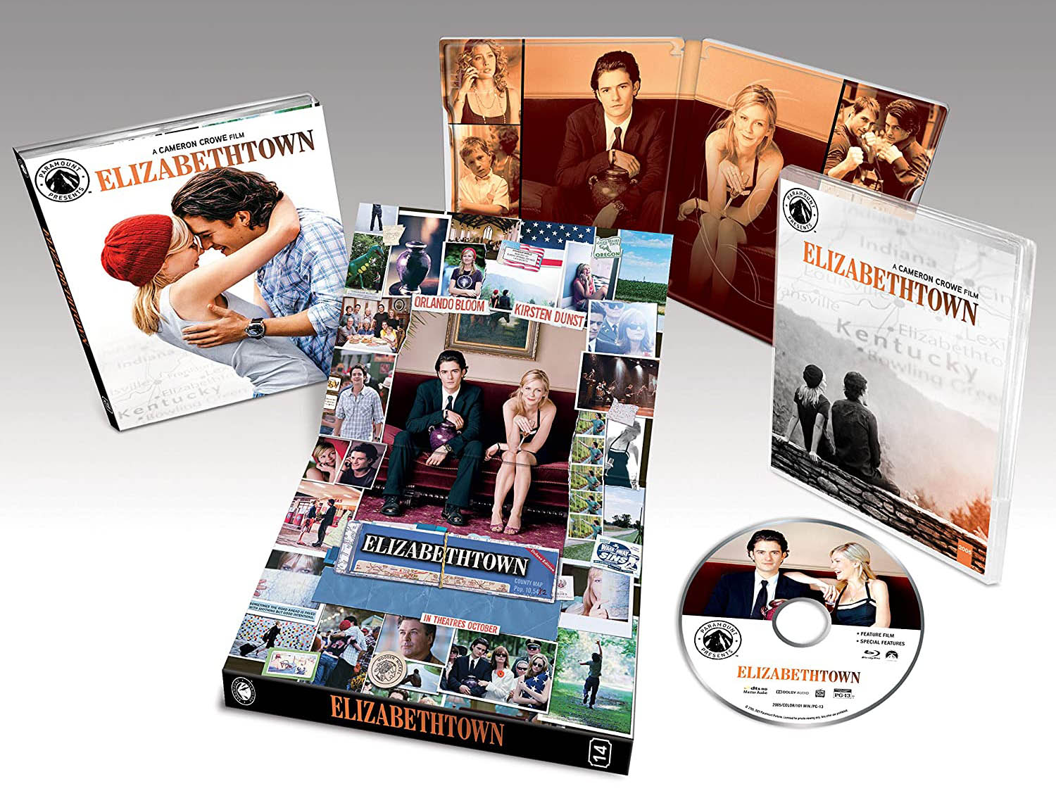 Elizabethtown Blu-ray Paramount Presents 14 open