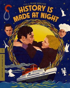 History is Made at Night 1937 Blu-ray Criterion