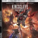 Kingsglaive: Final Fantasy XV remastered in 4k for Ultra HD Blu-ray